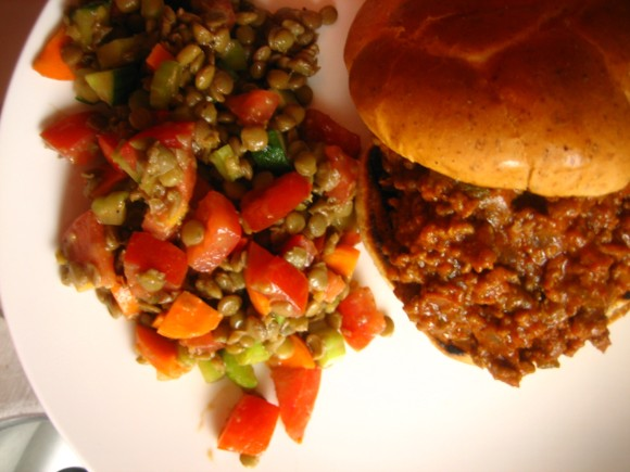 Sloppy Joe Dinner!