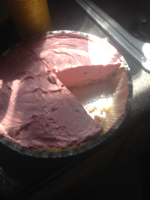 Kool Aid Pie (Black Cherry)